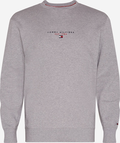 TOMMY HILFIGER Bluzka sportowa w kolorze granatowy / nakrapiany szary / czerwony / białym, Podgląd produktu