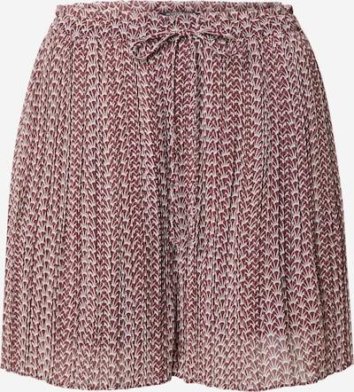 SCOTCH & SODA Shorts in braun / weiß, Produktansicht