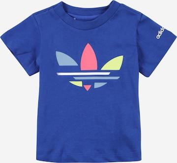T-Shirt ADIDAS ORIGINALS en bleu