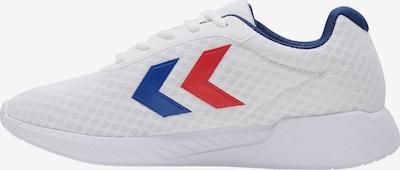 Hummel Sneaker in royalblau / rot / weiß, Produktansicht