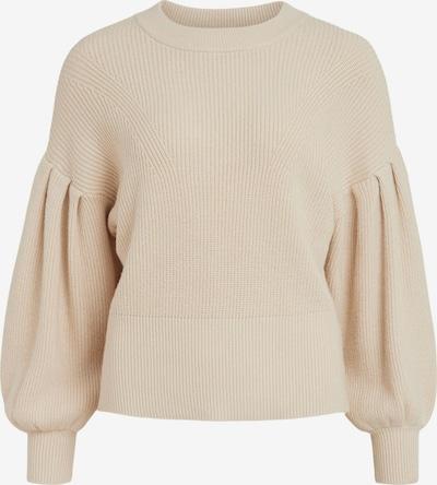 OBJECT Pullover 'Violette' in sand, Produktansicht