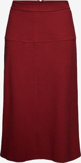 Esprit Collection Jupe en rouge foncé, Vue avec produit