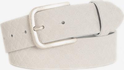 BA98 Ledergürtel in beige, Produktansicht