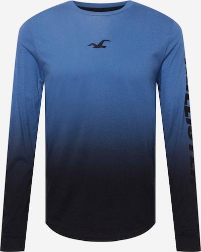HOLLISTER Shirt in navy / nachtblau / himmelblau, Produktansicht