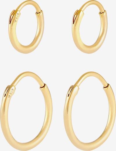 KUZZOI Oorbel in de kleur Goud, Productweergave