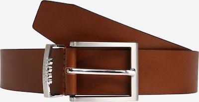 BOSS Casual Cinturón 'Tino' en marrón, Vista del producto