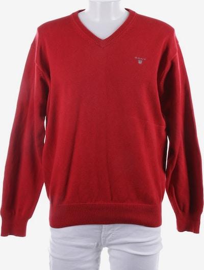 GANT Pullover / Strickjacke in L in rot, Produktansicht
