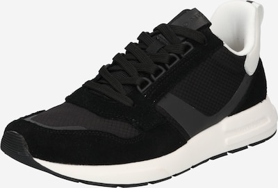 Sneaker low 'Josef' Marc O'Polo pe negru / alb, Vizualizare produs