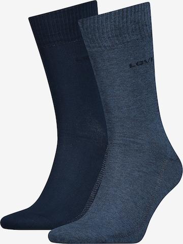 LEVI'S Socks in Blue