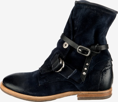 A.S.98 Boots in dunkelblau, Produktansicht