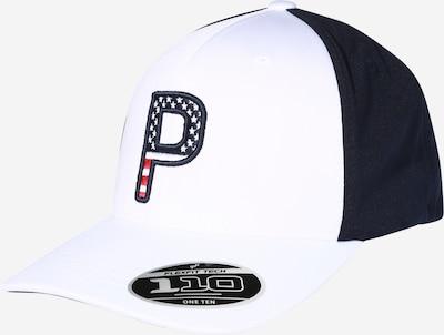 PUMA Sportpet 'Pars' in de kleur Navy / Wit, Productweergave
