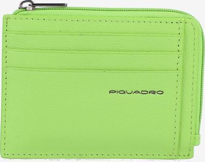 Piquadro Geldbörse in grün, Produktansicht