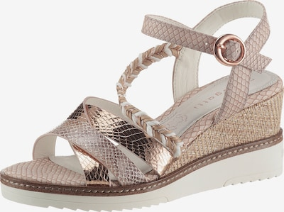 bugatti Sandale 'Esra Evo' in rosegold / pink, Produktansicht