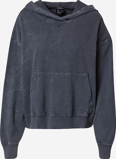 Nike Sportswear Sweatshirt in de kleur Lichtgroen / Lichtroze / Zwart gemêleerd / Wit, Productweergave