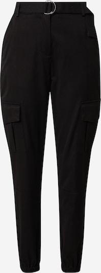 ABOUT YOU x Swalina&Linus Cargohose 'Mira' in schwarz, Produktansicht