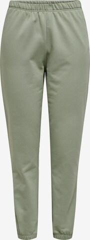 Pantalon 'ONLDREAMER' ONLY en gris
