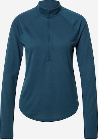 UNDER ARMOUR Funksjonsskjorte 'Streaker' i blå