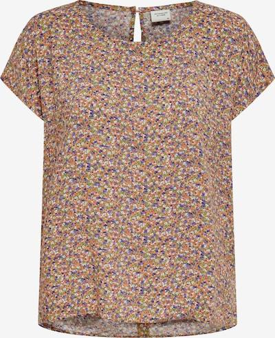 Bluză 'Staar' JDY pe maro deschis / verde / mov închis / roșu pastel / alb, Vizualizare produs