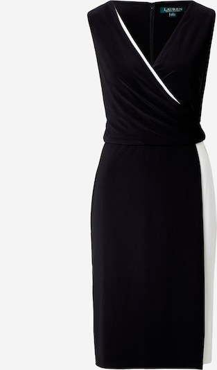 Lauren Ralph Lauren Cocktailklänning 'MARIBELLA' i svart / vit, Produktvy