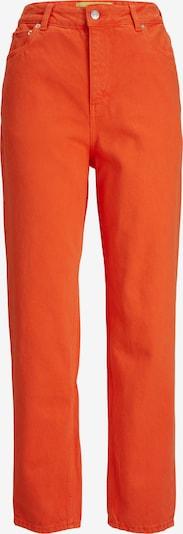 JJXX Momjeans 'Lisbon' in orangerot, Produktansicht