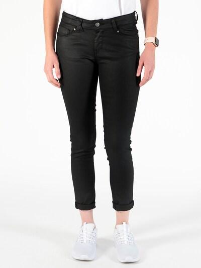Miracle of Denim Jeans in schwarz, Modelansicht