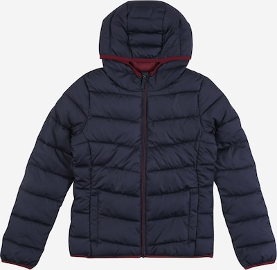 s.Oliver Junior Jacke in navy / rot, Produktansicht