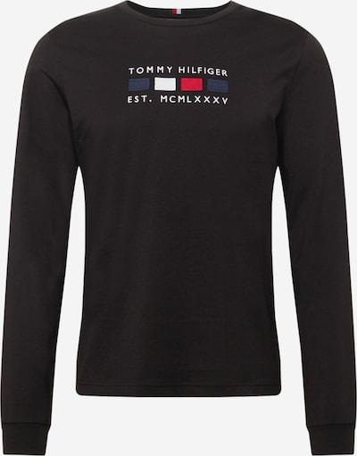 TOMMY HILFIGER Μπλουζάκι σε ναυτικό μπλε / κόκκινο / μαύρο / λευκό, Άποψη προϊόντος
