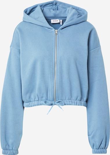 WEEKDAY Sweatjacke 'Miriam' in blau, Produktansicht