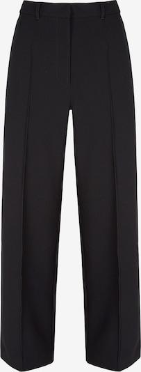 Pantaloni 'Aislyn' Aligne pe negru, Vizualizare produs