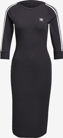 ADIDAS ORIGINALS Kleid 'Adicolor' in schwarz / weiß, Produktansicht