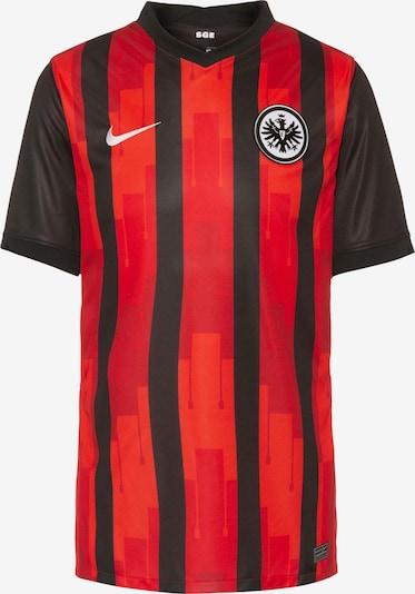 NIKE Fußballtrikot 'Eintracht Frankfurt 20-21 Heim' in rot / schwarz, Produktansicht