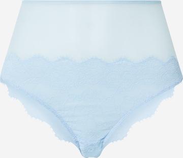 Dora Larsen Naiste bokserid 'LAUREN', värv sinine