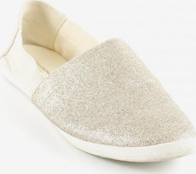 VAGABOND SHOEMAKERS Espadrilles-Sandalen in 38 in hellbeige / gold, Produktansicht