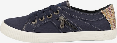Blowfish Malibu Sneaker in blau, Produktansicht