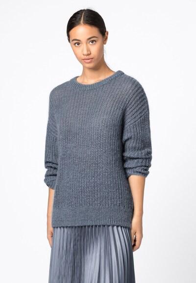 HALLHUBER Pullover in blau, Modelansicht