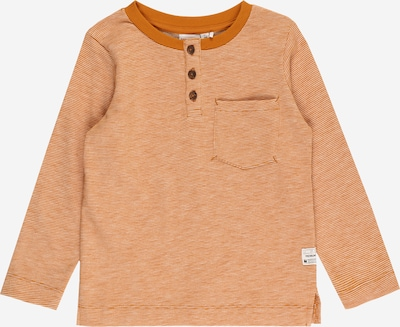 NAME IT Суичър 'VILMAR' в оранжево / бяло, Преглед на продукта