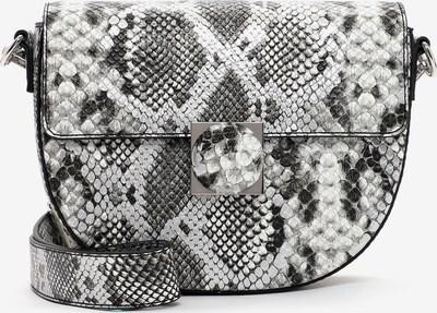 Emily & Noah Umhängetasche 'Dunja' in schwarz / weiß, Produktansicht