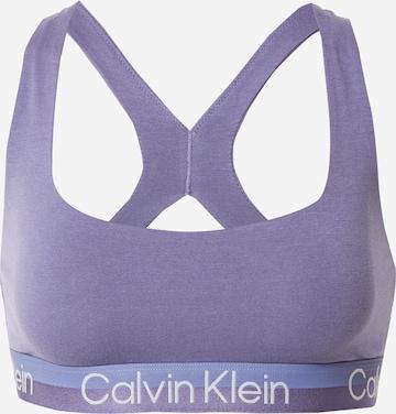Calvin Klein Underwear Rinnahoidja, värv sinine