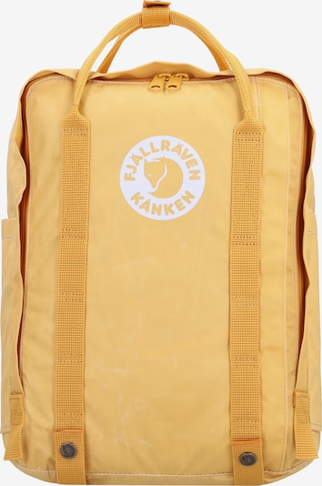 Fjällräven Rucksack in gelb, Produktansicht