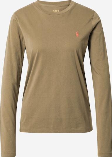 Polo Ralph Lauren Μπλουζάκι σε λαδί / σκούρο πορτοκαλί, Άποψη προϊόντος