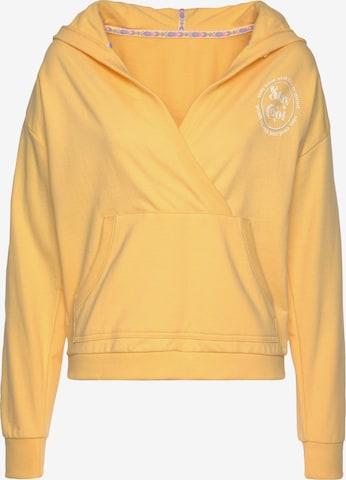 BUFFALO Sweatshirt in Orange