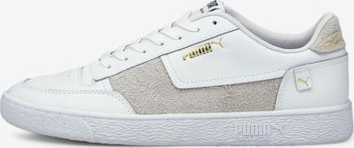PUMA Sneakers laag 'Ralph Sampson MC' in de kleur Beige / Goud / Wit, Productweergave