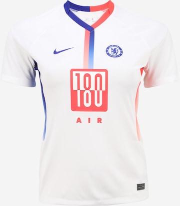 NIKE Sportshirt in Weiß