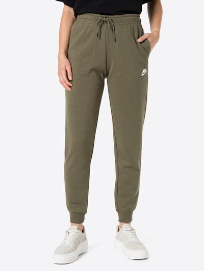 Nike Sportswear Hose in oliv, Modelansicht