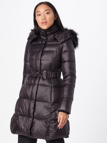 PATRIZIA PEPEZimski kaput - crna boja