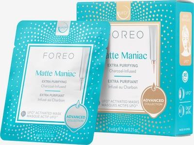 Foreo Maske 'Matte Maniac' in weiß, Produktansicht