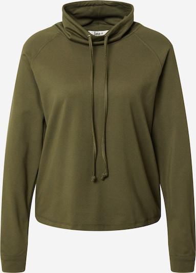 Liebesglück Sweatshirt 'Romy' in de kleur Kaki, Productweergave