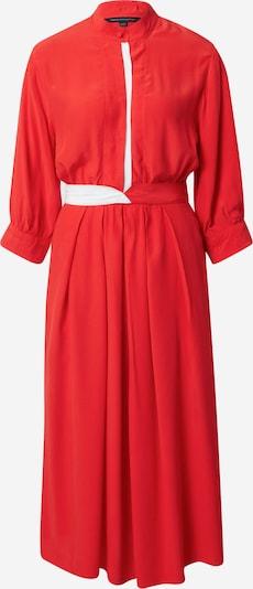 FRENCH CONNECTION Robe-chemise 'AIDEN' en rouge / blanc, Vue avec produit