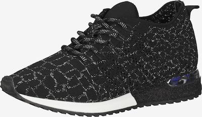 LA STRADA Sneaker in schwarz / weiß, Produktansicht