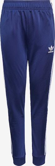 ADIDAS ORIGINALS Broek 'Adicolor SST' in de kleur Blauw / Wit, Productweergave